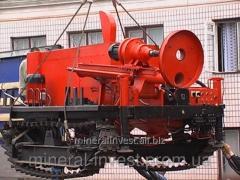 Буровой станок СБУ-100 ГА-50