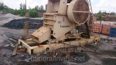 Crusher shchekovy SMD-109
