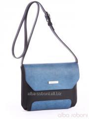 Клатч 162046 черно-синий