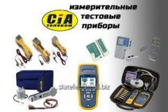 Measuring and test devices
