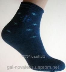 Носки подростковые махровые 20р