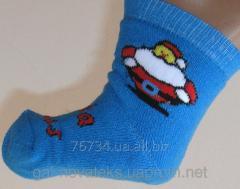 Socks nurseries Terry 12r Santa Art.368-12-2