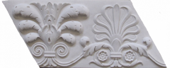 Stucco molding from plaster, Sevastopol