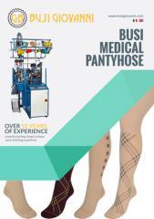 Автомат для производства  медицинских чулок