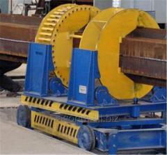 Кантователь кольцевой для вагонов-цистерн
