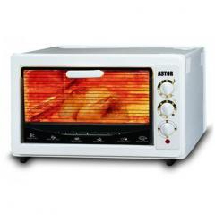 ELECTRIC OVEN OF ASEL 33L (TIMER) / WHITE /