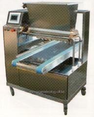 Equipos para la deposición de la torta dulce TORNADO AC-600