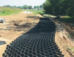 Оборудование для укрепления и защиты грунта.