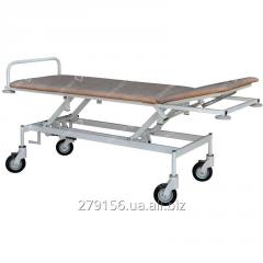 Emergency care trolleys