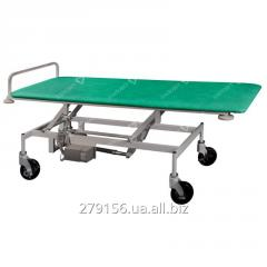The cart for transportation of patients of TPBE