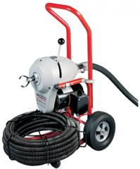 The Prochistny car of the section RIDGID K-1500