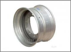 Wheel disks for trucks