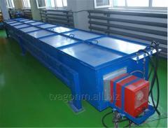 معدات لاختبار الأنابيب الهيدروليكية