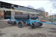 Каток полевой КП-9-500 кольчато-зубчатый