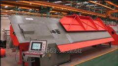 Correct and bending TJK WGZ 12F machine