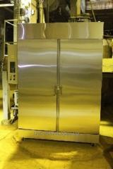 Drying equipment for vegetables, fruit, meat and