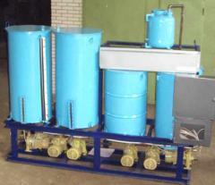 Установки для производства биодизельного топлива