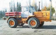 Трактор T-150K на газе (метане)