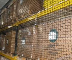 Заградительная сетка для детских лабиринтов-75х75