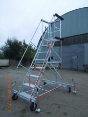 Step-ladders aviation CA-II
