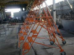 Step-ladders aviation SA-I
