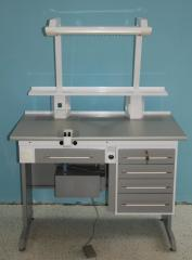 Стол зуботехнический
