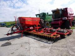 Automated seeding complexes