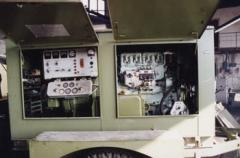 Diesel electrical unit of AD-10T/400-1R (diesel