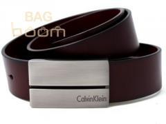 Кожаный универсальный  ремень (CKJ-4308  Brown)