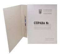 Cardboard business folders