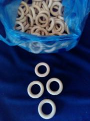 Ringlet of 40 mm (upak. 100 pieces)