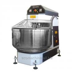Dough-mixing machines
