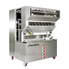 Intermediate proofing machine