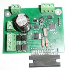 Драйвер контроллер шагового двигателя