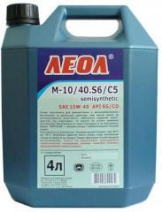 Oil flushing LEOL SAE 10