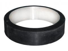 Mechanical rubber articles for various spheres of