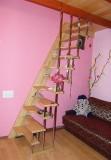 Мотыльковая лестница (Утиный шаг, Чертовая