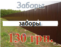 Fences from a professional flooring Donetsk 130