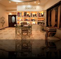 Individual tailoring of women's shoes and
