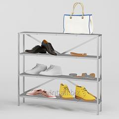 The shelf for footwear of Alyuint of AR 104