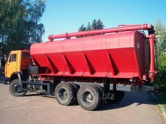 Loader of dry feeds ZSK-F-15-07