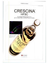 Crescina HFSC for growth of hair (for a follicle