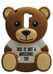 Чехол силиконовый Franco Mo Big Bear для LG G3