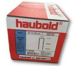 Скобы Haubold