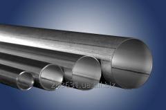 Трубы стальные электросварные прямошовные круглые