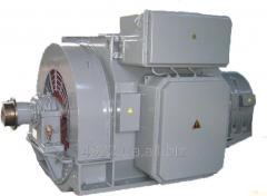 Синхронный генератор типа СГСБ-14-100-6У2