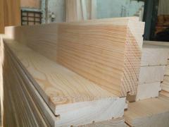 Floor board doborny