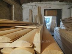 Block house (pine)