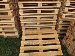 Pallets wooden new Sumy area
