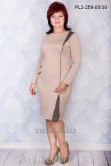 Knitted PL3-259 dress